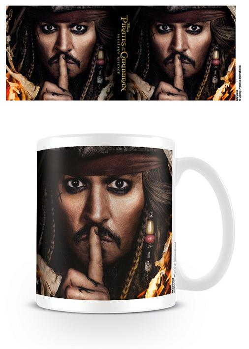 PIRATES OF THE CARIBBEAN - Mug - 300 ml - Can You Keep A Secret