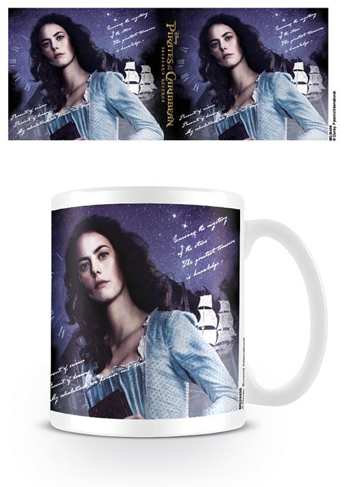 PIRATES OF THE CARIBBEAN - Mug - 300 ml - Guided By The Stars