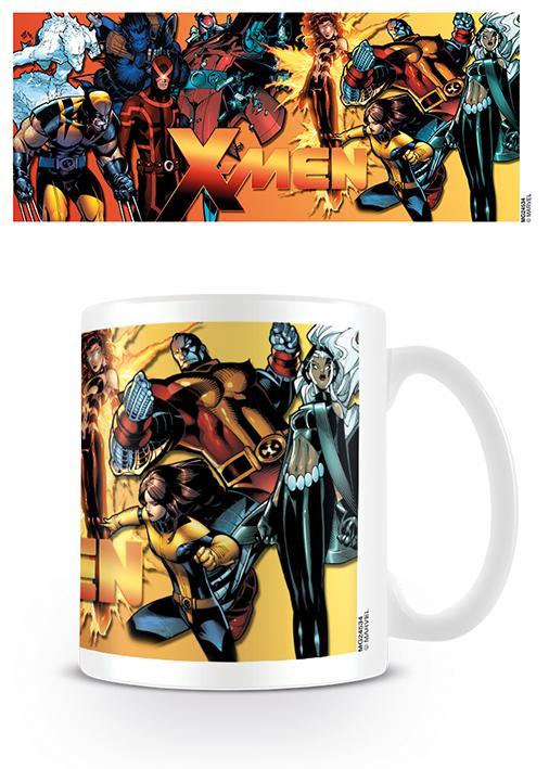 X-MEN - Mug - 300 ml - Caracters