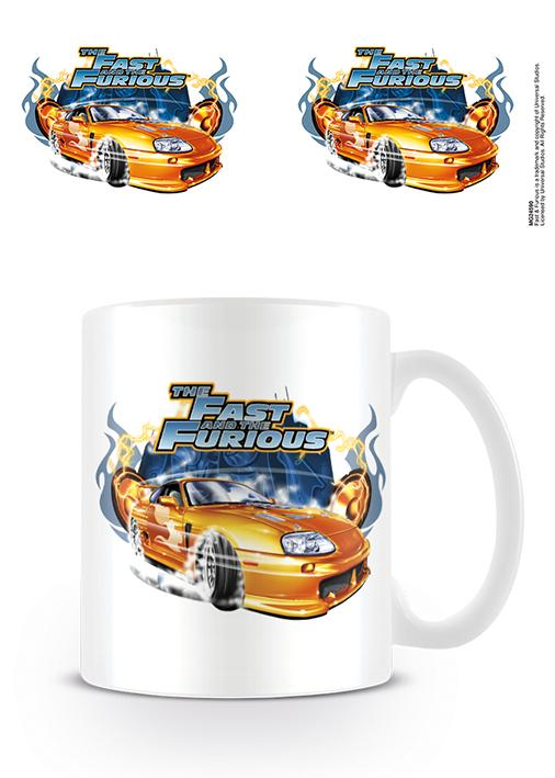 FAST AND FURIOUS - Mug - 300 ml - Drift