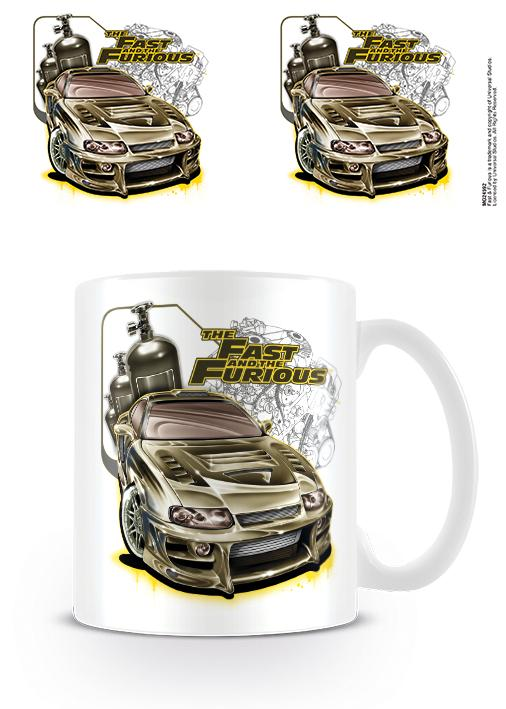 FAST AND FURIOUS - Mug - 300 ml - Nitro