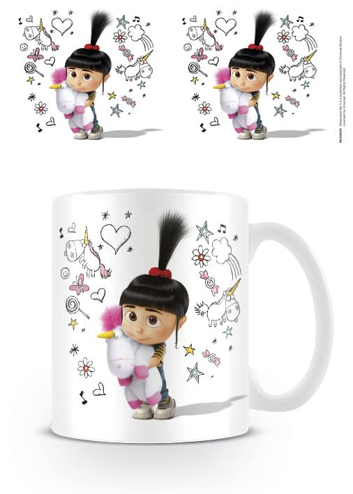DESPICABLE ME 3 - Mug - 300 ml - Unicorn Doodle