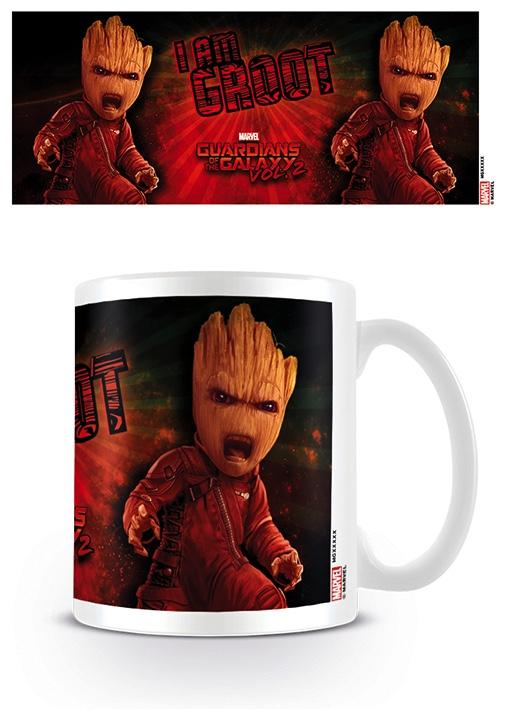 GUARDIANS OF THE GALAXY 2 - Mug - 315 ml - Angry Groot_2