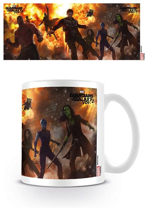 GUARDIANS OF THE GALAXY 2 - Mug - 315 ml - Explosive_2