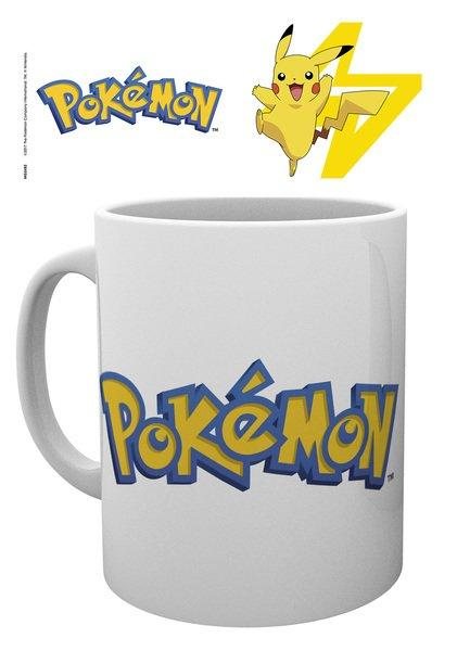 POKEMON - Logo & Pikachu - Mug 315ml