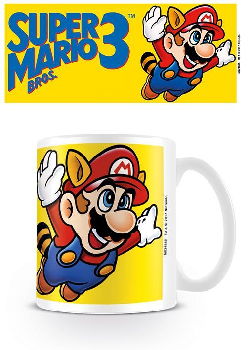 NINTENDO - Mug - 300 ml - Super Mario Boss 3