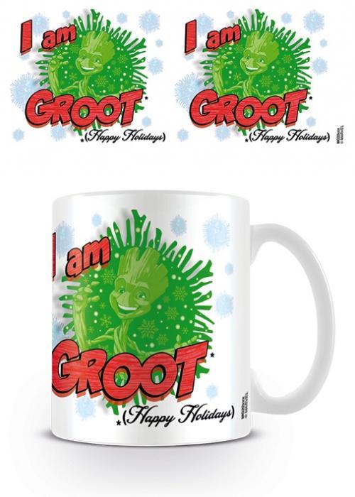 GUARDIANS OF THE GALAXY 2 - Festive Groot - Mug 315ml