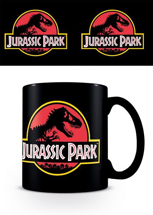 JURASSIC PARK - Mug - 315 ml - Classic Logo