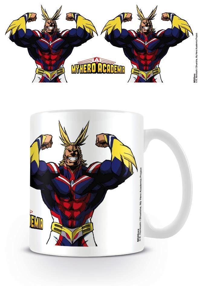 MY HERO ACADEMIA - Mug - 300 ml - All Might Flex