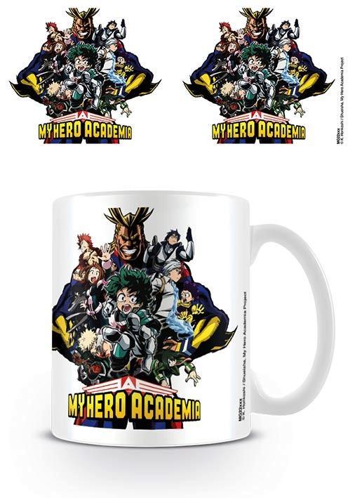 MY HERO ACADEMIA - Mug - 300 ml - Character Burst