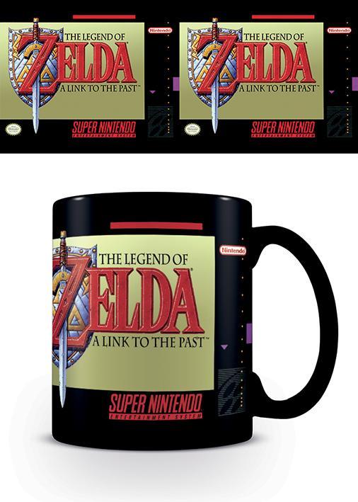 NINTENDO - Mug - 315 ml - Super Nintendo ZELDA