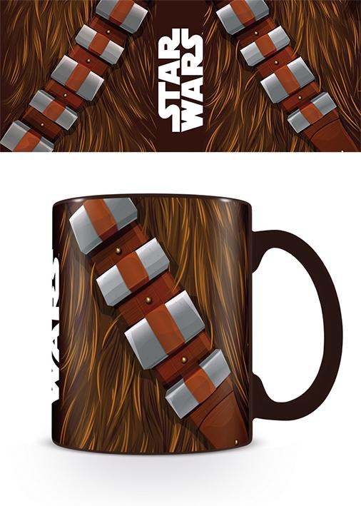 STAR WARS - Mug - 315 ml - Chewbacca Torso