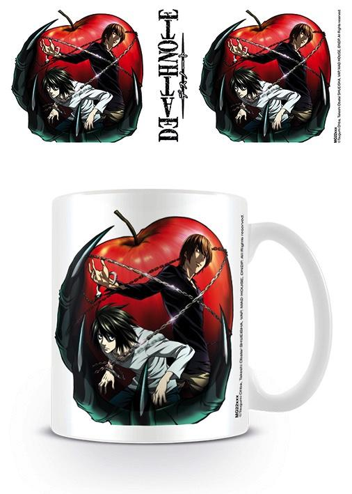 DEATH NOTE - Mug - 300 ml - Apple