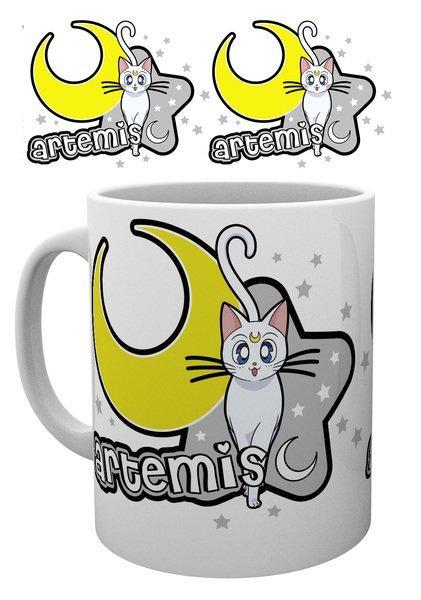 SAILOR MOON - Mug - 315 ml - Artemis