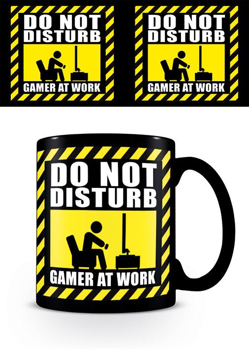 GAMING - Mug - 315 ml - Gamer at Work