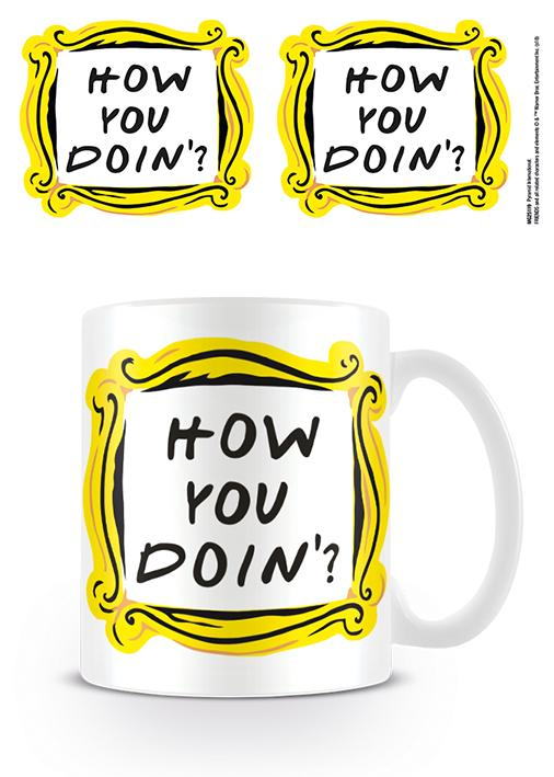 FRIENDS - How You Doin' - Mug 315ml_1