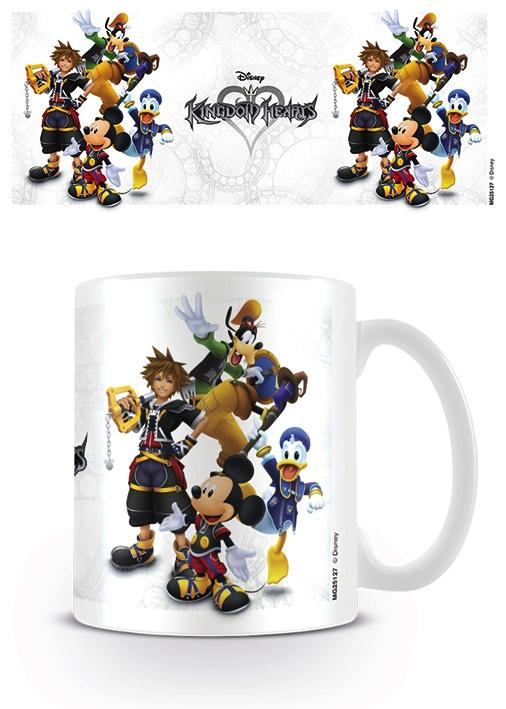 KINGDOM HEARTS - Mug - 315 ml - Group