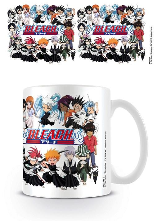 BLEACH - Mug - 300 ml - Chibi Characters