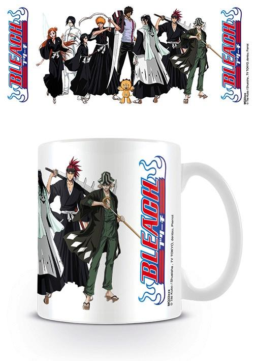 BLEACH - Mug - 300 ml - Line Up