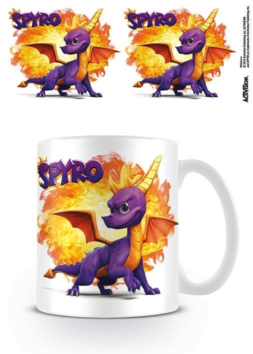SPYRO - Mug - 315 ml - Fireball