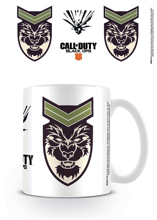 CALL OF DUTY BLACK OPS 4 - Mug - 315 ml - Battery Symbol