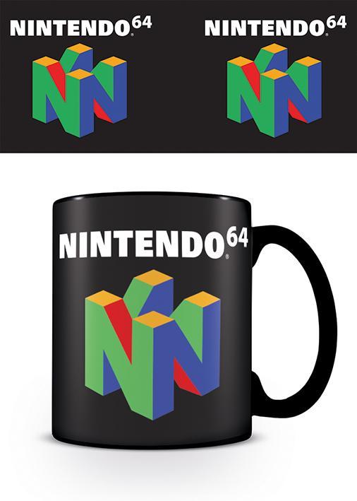 NINTENDO - Mug - 315 ml - N64