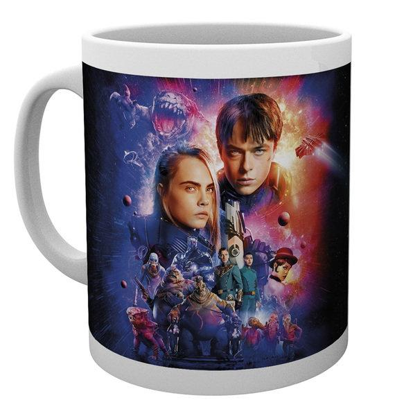 VALERIAN - Mug - 300 ml - One Sheet Cast_1