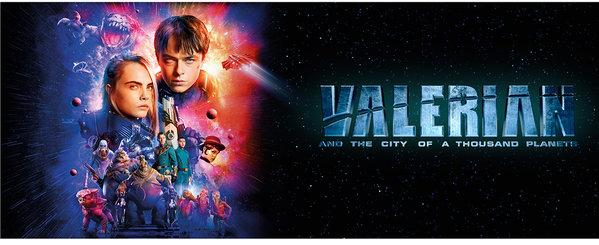 VALERIAN - Mug - 300 ml - One Sheet Cast_2