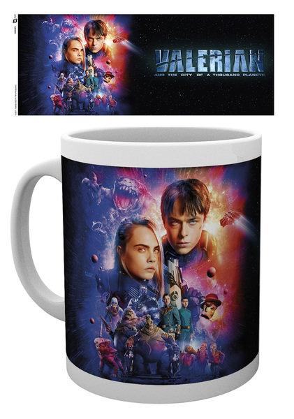 VALERIAN - Mug - 300 ml - One Sheet Cast_3