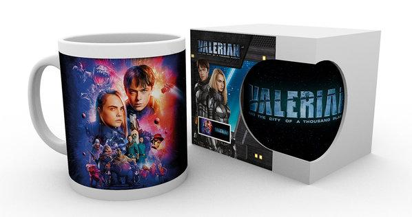 VALERIAN - Mug - 300 ml - One Sheet Cast_4