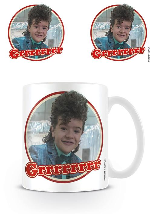 STRANGER THINGS - Mug - 315 ml - Grrrrrr