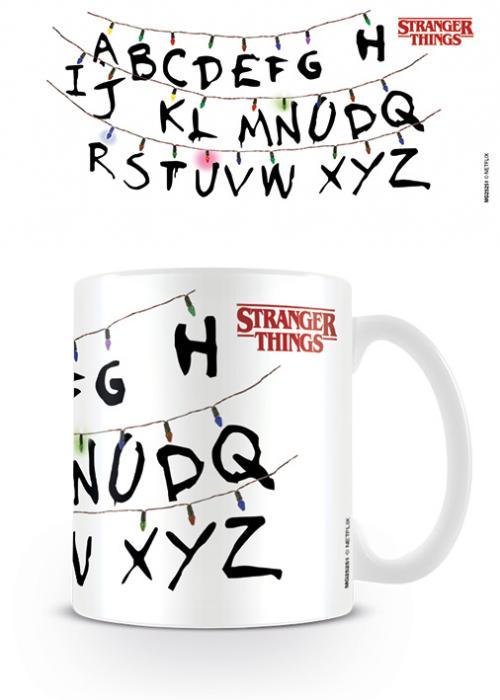 STRANGER THINGS - Lights - Mug 315ml