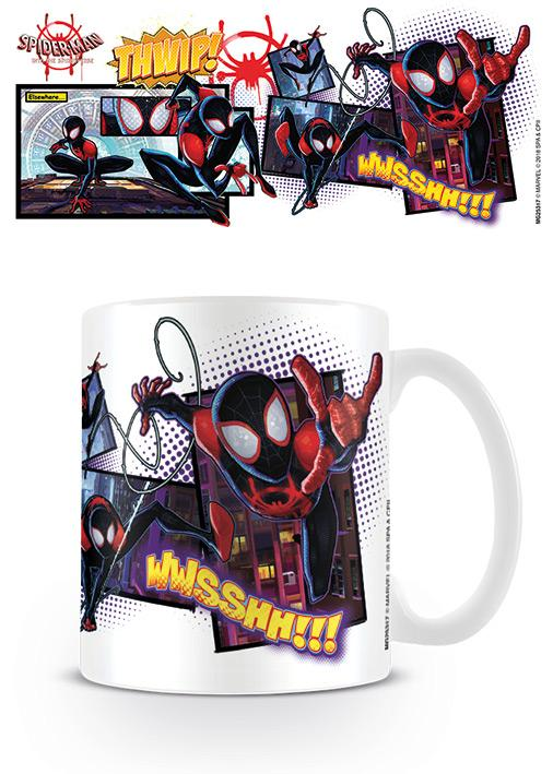 SPIDER-MAN INTO THE SPIDER-VERSE - Mug - 315 ml - Comic