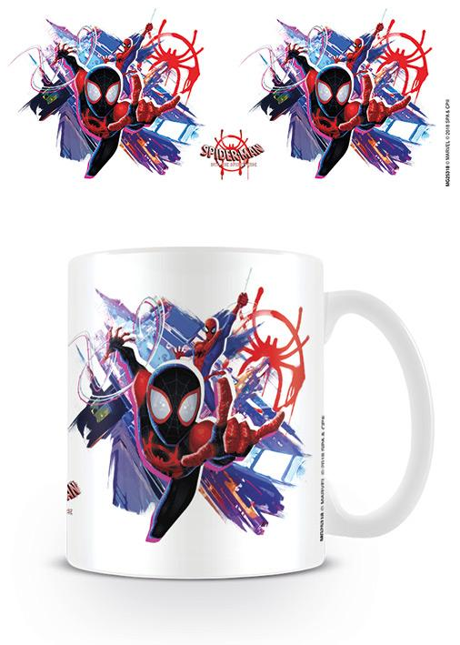 SPIDER-MAN INTO THE SPIDER-VERSE - Mug - 315 ml - Duo