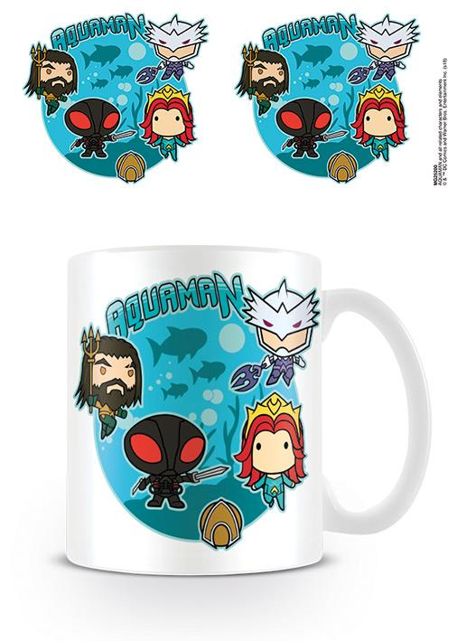 AQUAMAN - Mug - 315 ml - Bubble Battle