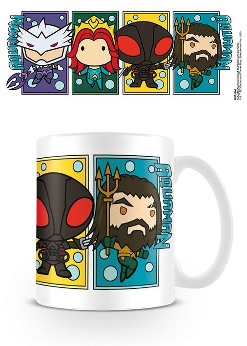 AQUAMAN - Mug - 315 ml - Character Colour Blocks