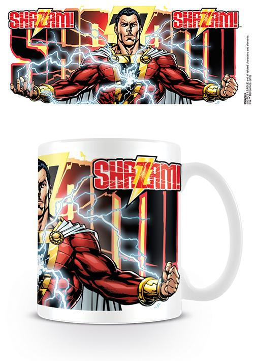 SHAZAM - Mug - 315 ml - Power Surge