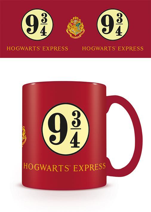 HARRY POTTER - Mug - 315 ml - Platform 9 3/4
