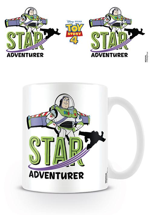 TOY STORY 4 - Mug - 315 ml - Star Explorer