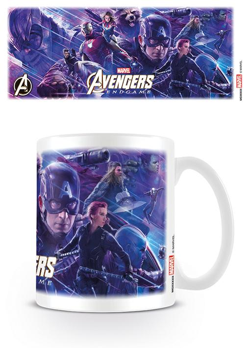 MARVEL - Mug - 315 ml - Avengers: Endgame - The Ultimate Battle_1