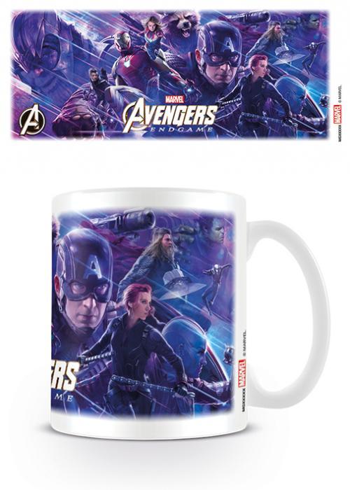 MARVEL - Mug - 315 ml - Avengers: Endgame - The Ultimate Battle