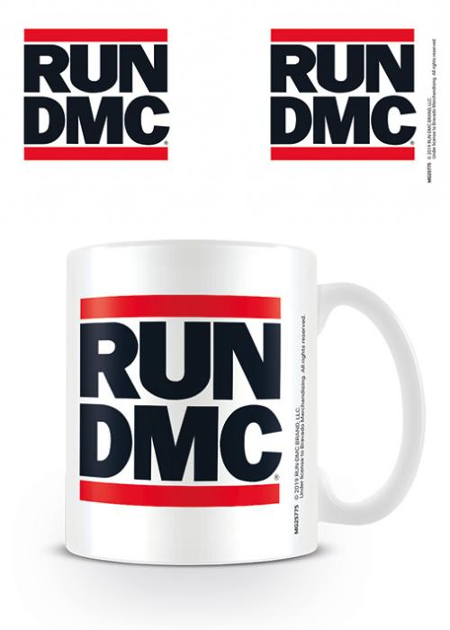 RUN DMC - Run DMC Logo - Mug 315ml