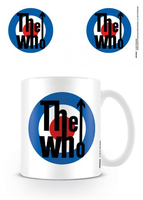 THE WHO - Mug - 315 ml - Who Album
