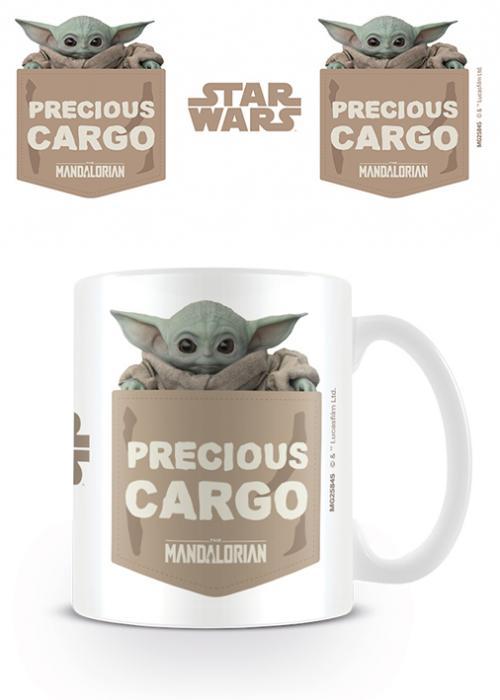 MANDALORIAN - Mug - 315 ml - Precious Cargo