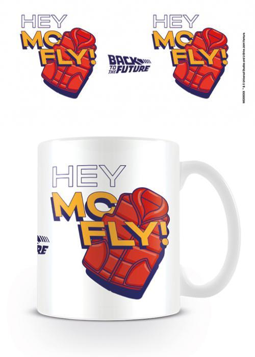 RETOUR VERS LE FUTUR - Hey McFly - Mug 315ml