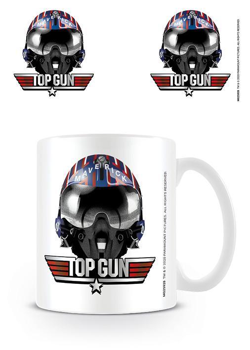 TOP GUN - Maverick Helmet - Mug 315ml_1