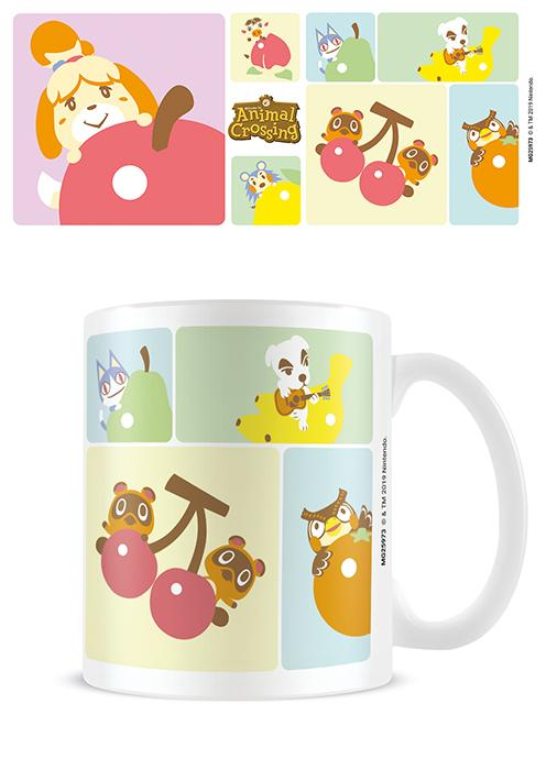 ANIMAL CROSSING - Characters - Mug 315ml_1