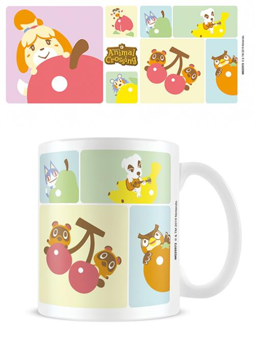 ANIMAL CROSSING - Characters - Mug 315ml
