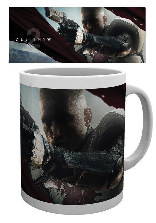 DESTINY 2 - Mug - 300 ml - Titan Solo