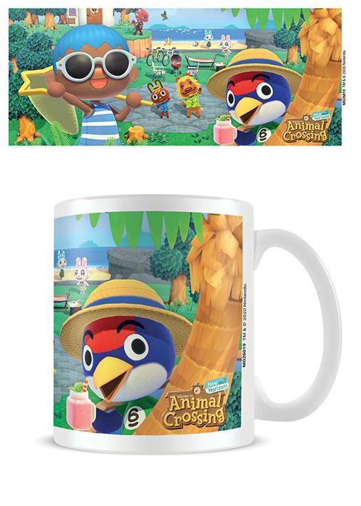 ANIMAL CROSSING - Summer - Mug 315ml_1